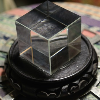 A Perfect Crystal Cube