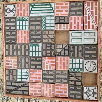 Wood Antique Puzzle?? - Games
