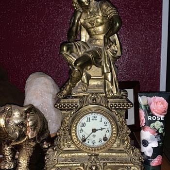 Ansonia Clock is all I know - Clocks
