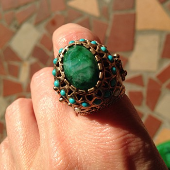 Possible jade ring?