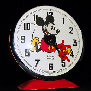 Mickey Time - Animals