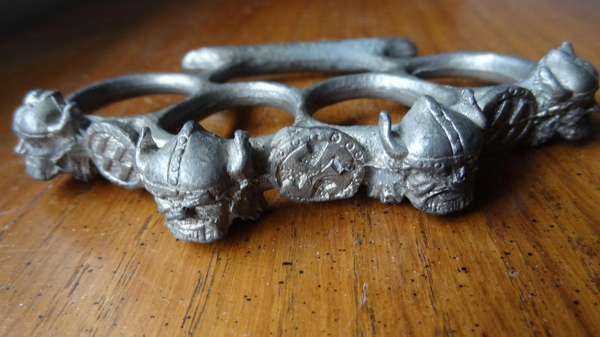 WWII Nazi Brass Knuckles | Collectors Weekly