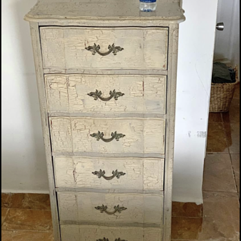 dixie tall chest  - Furniture