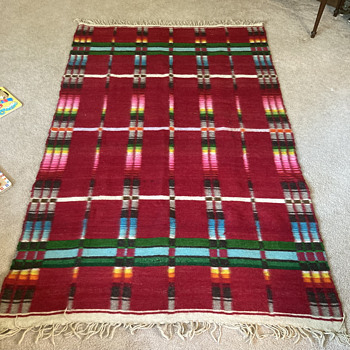 possible Mexican Serapi?  - Rugs and Textiles