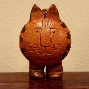 Lisa Larsen Jura Cat - Mid-Century Modern