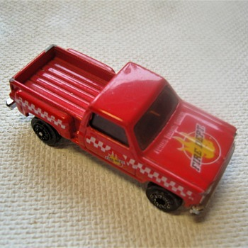 Fire Dept. toy truck - Toys