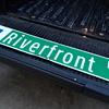 """today's fun """"freebie"""" - local street sign"""