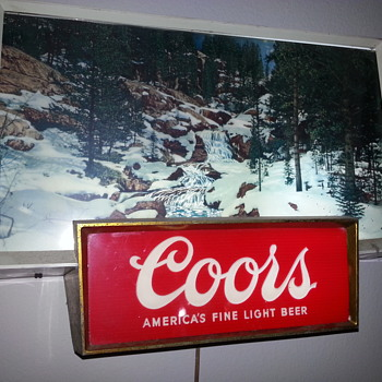 Vintage Coors