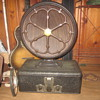 Crosley showbox with Atwater Kent speaker