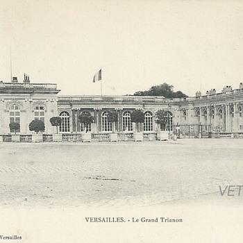 VERSAILLES – LE GRAND TRIANON  - Postcards