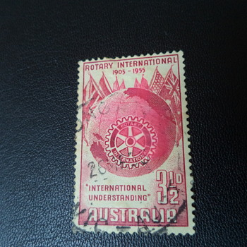 Australia Vintage Stamps