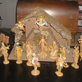 Fontanini Nativity Set - Christmas