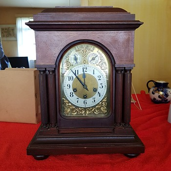 Jungmans clock inherited from my deceased aunt - Clocks