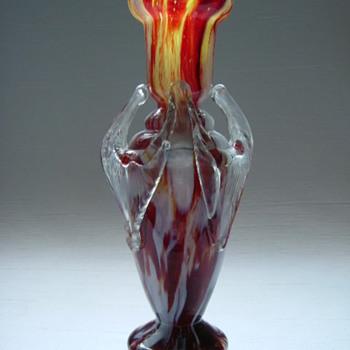Bohemian Vase.....Victorian Period - Art Glass