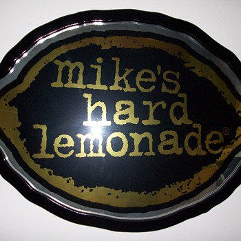 Mike's Bar Mirror - Advertising