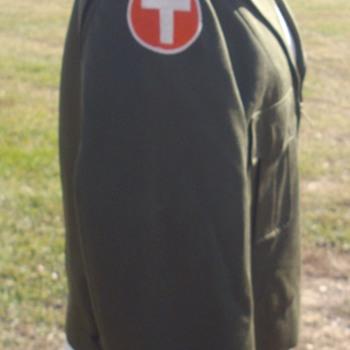 Vintage Metro Transit Uniform Jacket. - Mens Clothing