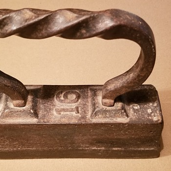 Sad iron #16 - Tools and Hardware