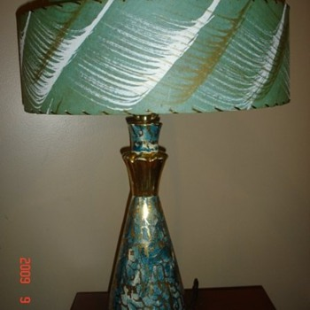 Mid-Century Modern Lamps - Lamps