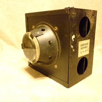 Vintage Condenser Assembly