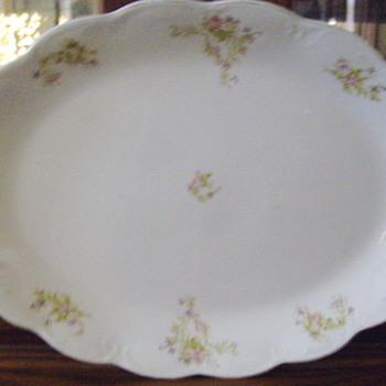 My China Platter - China and Dinnerware