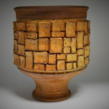 Ed Drahanchuk, Canadian Studio Stoneware, - Pottery