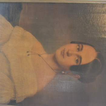 Looking for any information on this lady