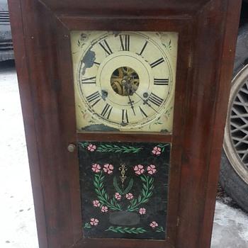 Seth Thomas 30-hour Ogee - Clocks