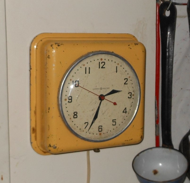 Vintage General Electric Wall Clock | Collectors Weekly