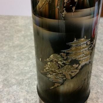Mystery Japanese vase