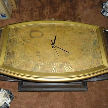 Wrist Watch Coffee Table - Furniture