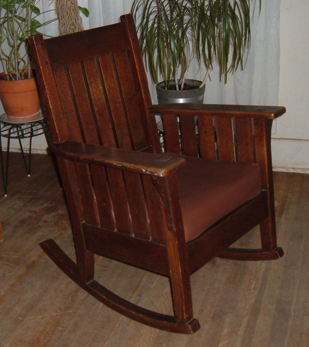 Fabulous Mission Rocking Chair Collectors Weekly Camellatalisay Diy Chair Ideas Camellatalisaycom