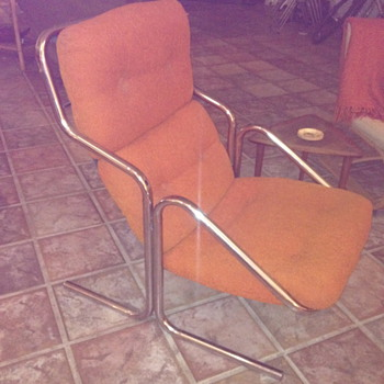 Jerry Johnson Arcadia Lounge Chair and Ottoman  - Furniture