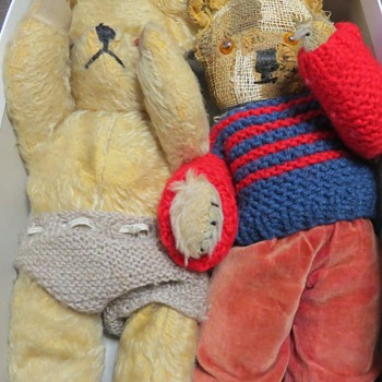 Vintage Teddies! Wendy Boston - Dolls