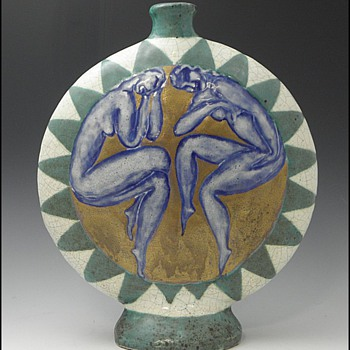 Franch Ceramic by Edouard Cazaux - Pottery