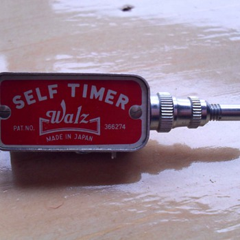 Walz Self Timer. - Tools and Hardware