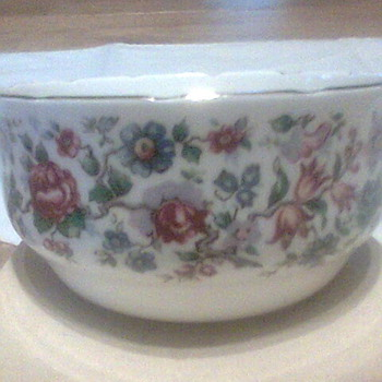 Staffordshire Fine Bone China