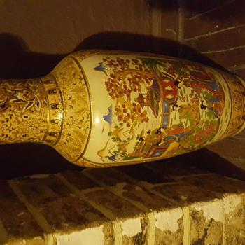 Big floor vase