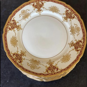 Rosenthal, Continental, Ivory/Bavaria, pattern 6125, looking for additional pieces and any information that you can share. - China and Dinnerware