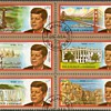 "1972 - Sharjah - ""J.F. Kennedy"" Postage Stamps"