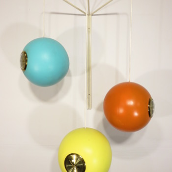Mid Century Modern Peter Pepper Products Wall Mount Weather Station