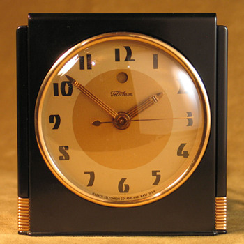 Telechron 3F67 'The Pageant' - Clocks