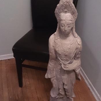 Asian Austin Sculpture 1961
