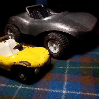 Tonka Dune Buggies - Model Cars