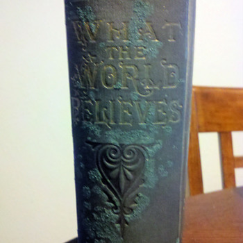 1888 What the World Believes  - Books