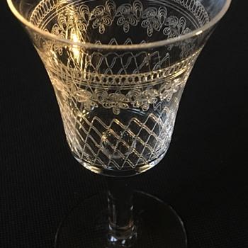 Antique glass  - Glassware