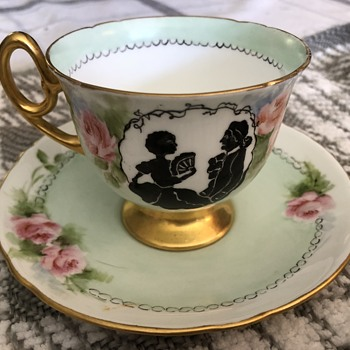 Mystery Shelley Teacup? - China and Dinnerware