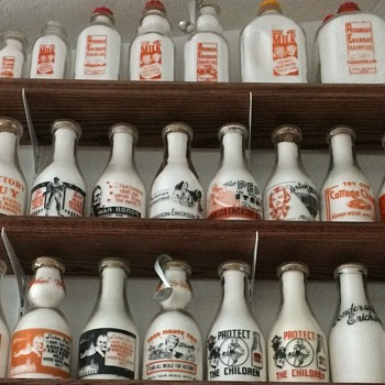 Anderson Erickson Collection - Bottles
