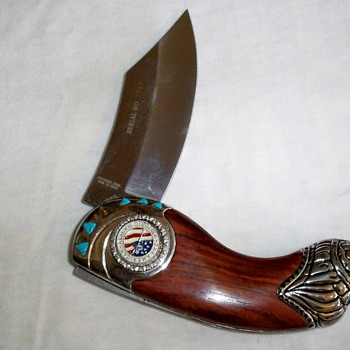 Collector Knife