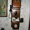 Wooden Kellogg  phone, Chicago co. Nov. 26, 1901