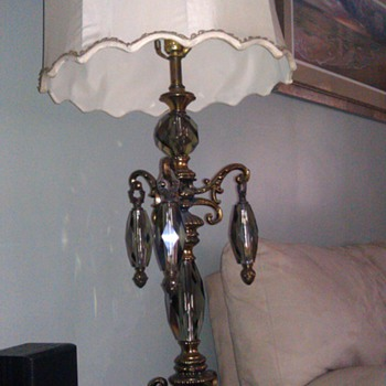 Love these lamps but not sure what they are? - Lamps